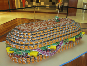 CANstruction sand